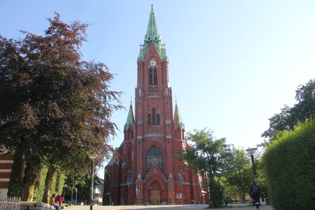 Bergen St. John's Church