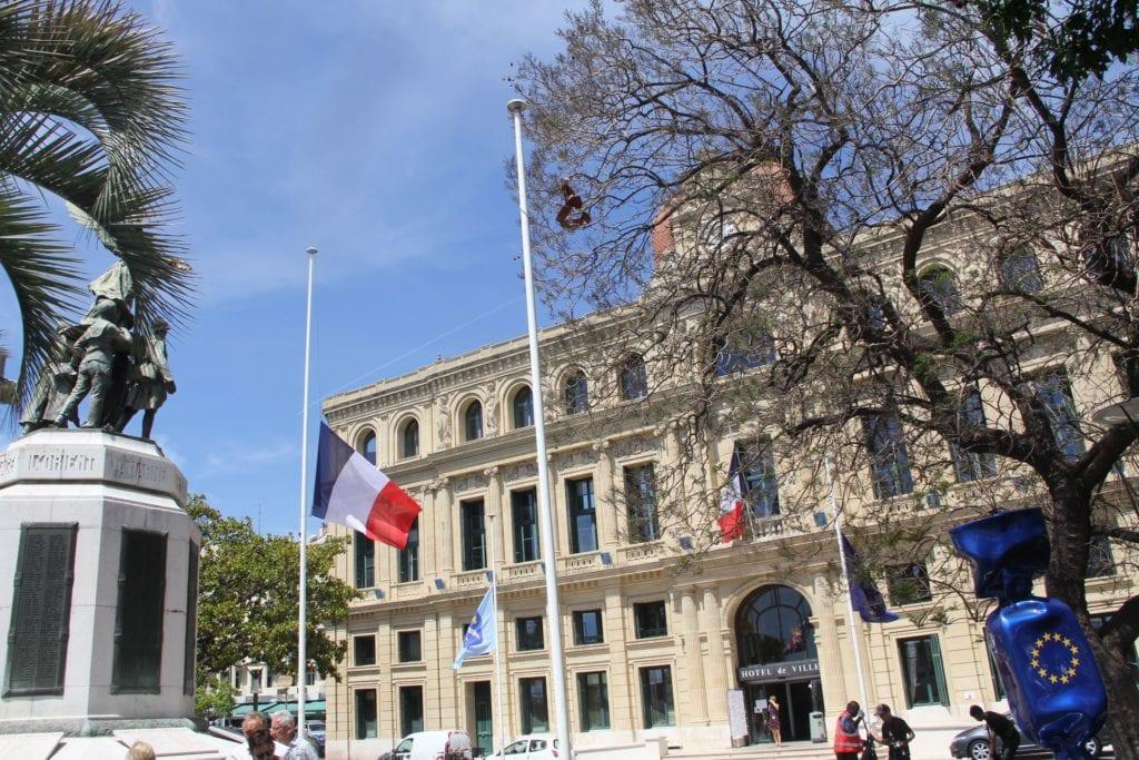Cannes Rathaus