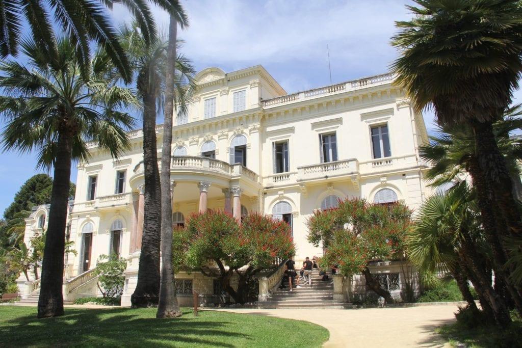 Cannes Villa Rothschild