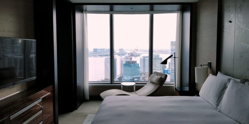 Conrad Tokio Bay View Suite