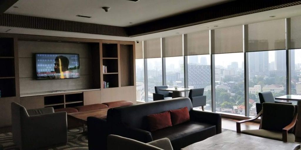 DoubleTree By Hilton Hotel Jakarta Executive Lounge 1