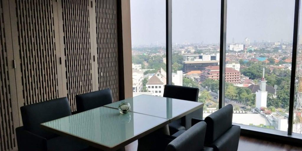 DoubleTree By Hilton Hotel Jakarta Executive Lounge 3