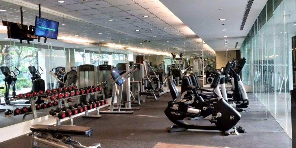 DoubleTree By Hilton Hotel Jakarta Fitness 1