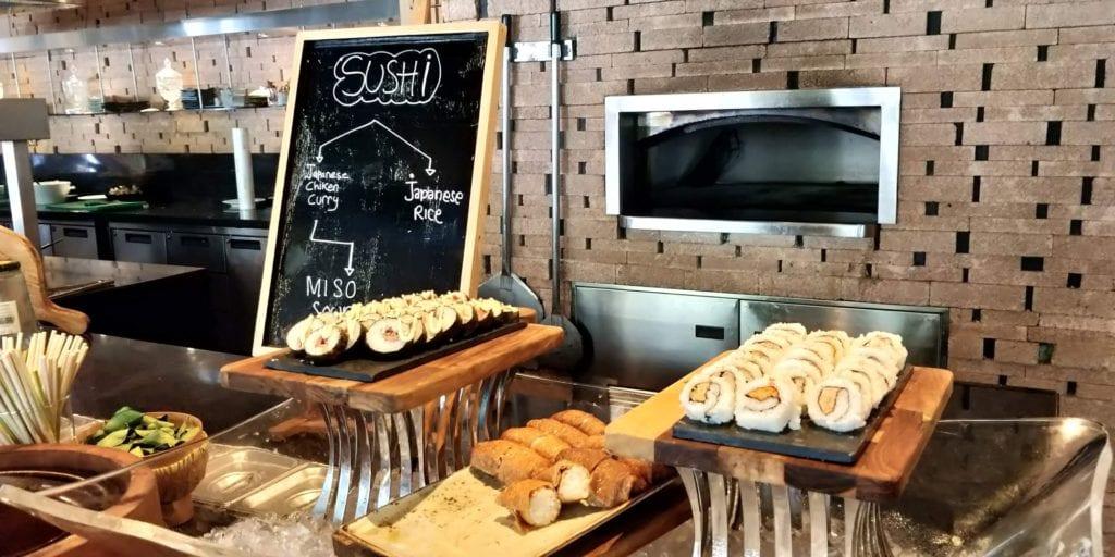 DoubleTree By Hilton Hotel Jakarta Frühstück 5
