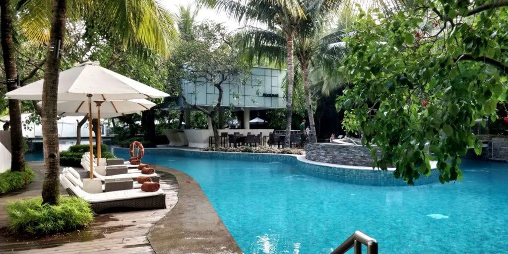 DoubleTree By Hilton Hotel Jakarta Pool 1