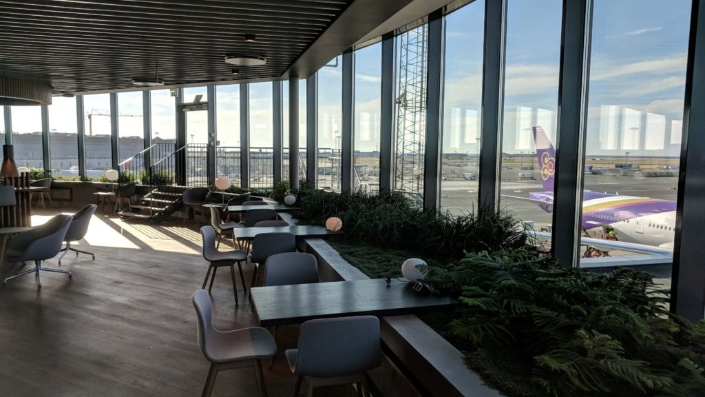 Eventyr Lounge Kopenhagen Sitzen