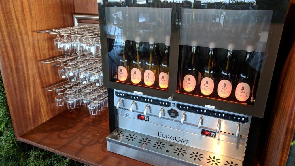 Eventyr Lounge Kopenhagen Wein