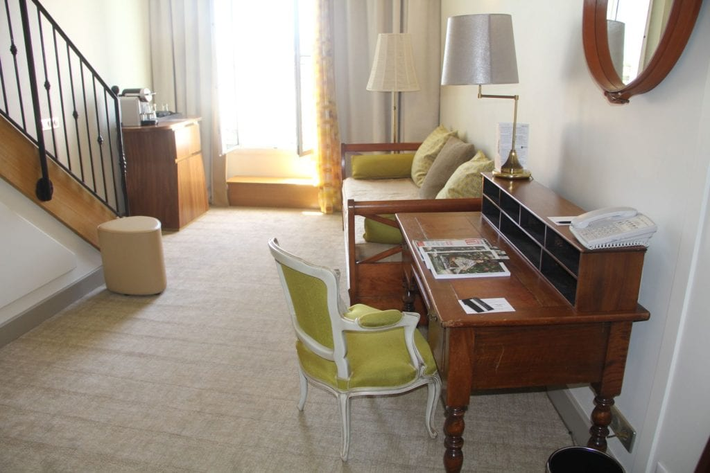 Grand Hotel Beauvau Marseille Duplex Suite