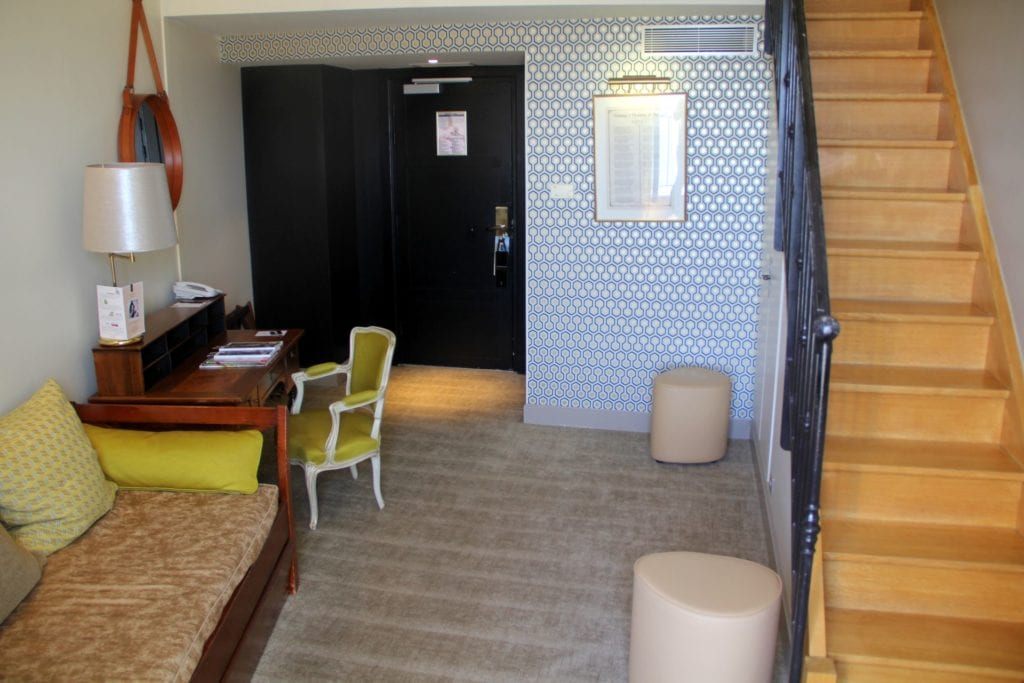 Grand Hotel Beauvau Marseille Duplex Suite 6