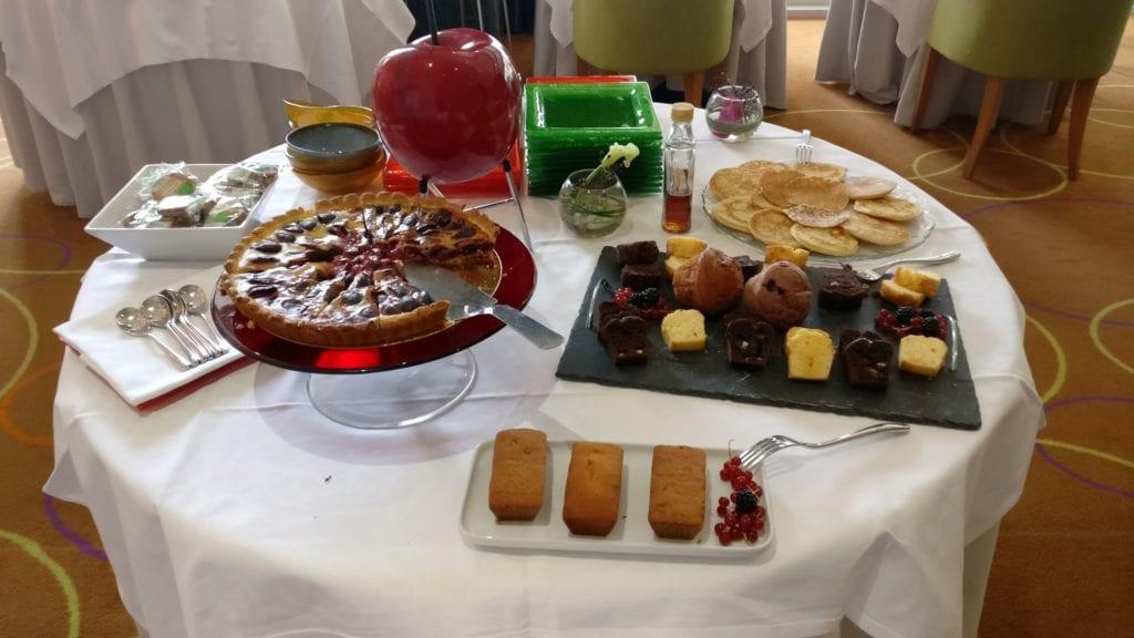Grand Hotel Cannes Frühstück 2