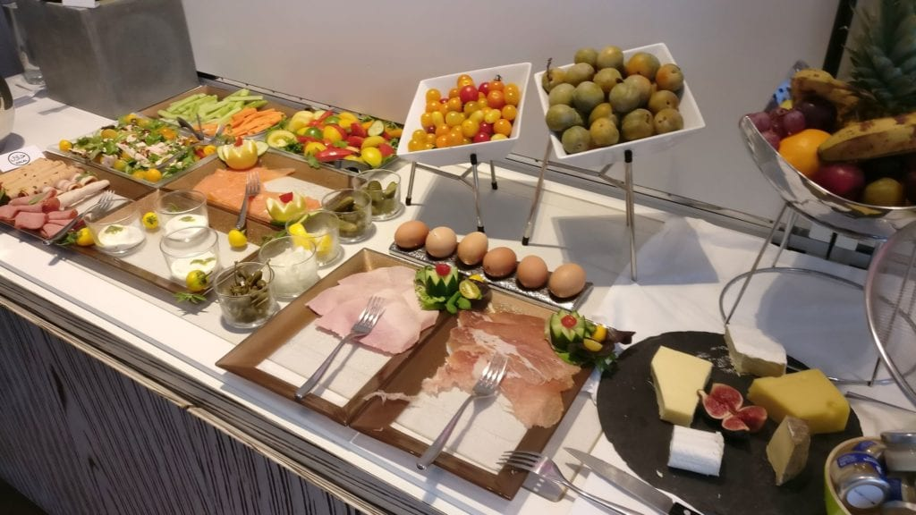 Grand Hotel Cannes Frühstück 4