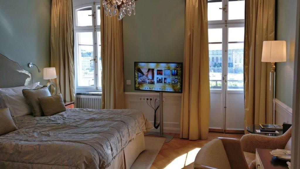 Grand Hotel Stockholm Deluxe Zimmer