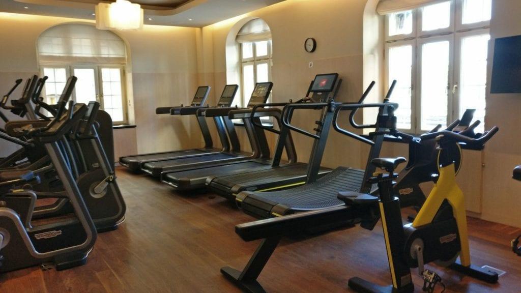 Grand Hotel Stockholm Fitness