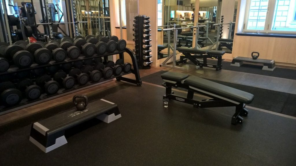 Grand Hotel Stockholm Fitness 2
