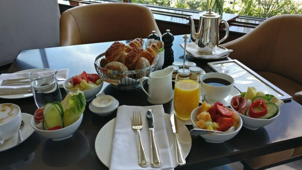 Grand Hotel Stockholm Frühstück