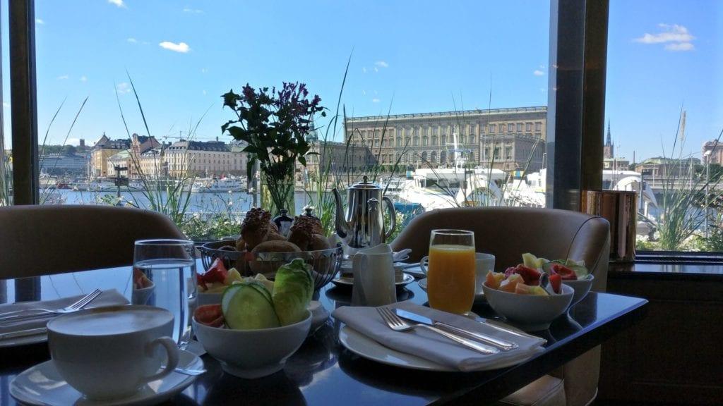 Grand Hotel Stockholm Frühstück 2