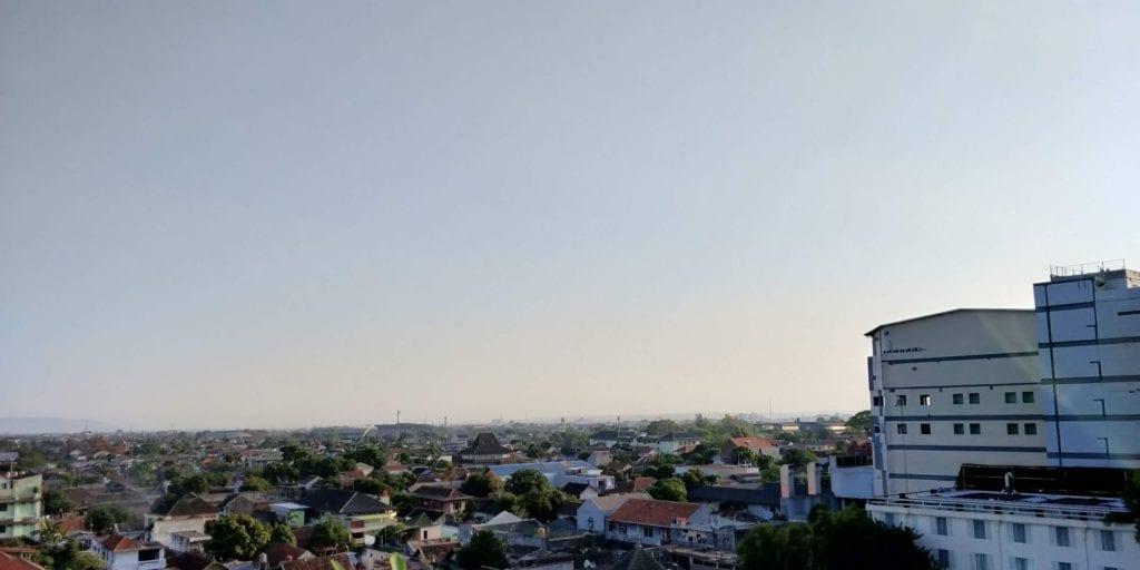 Grand Mercure Yogyakarta Aussicht