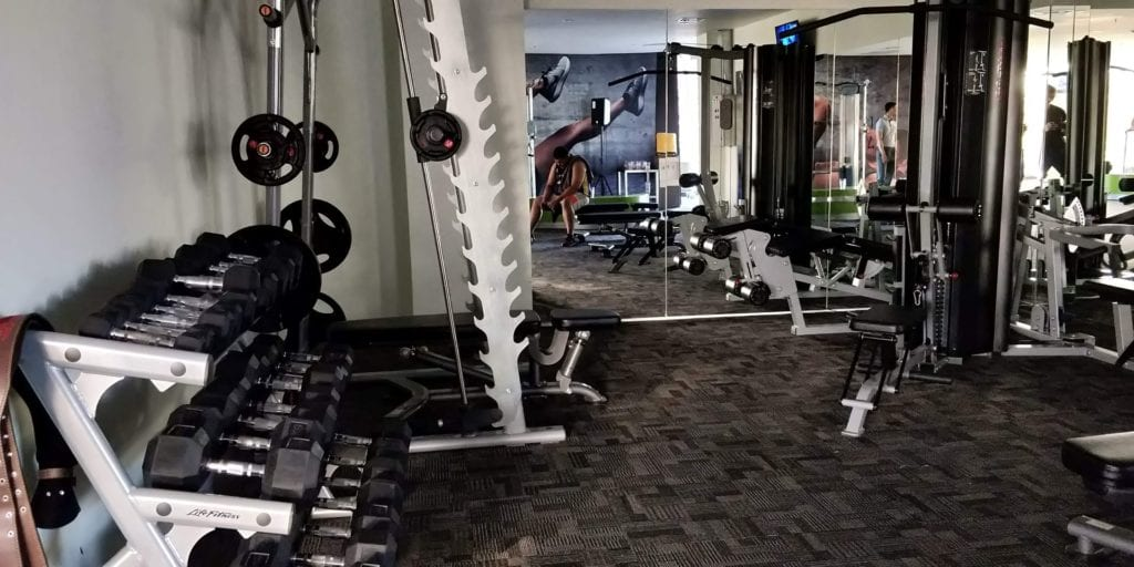 Grand Mercure Yogyakarta Fitnessstudio 1