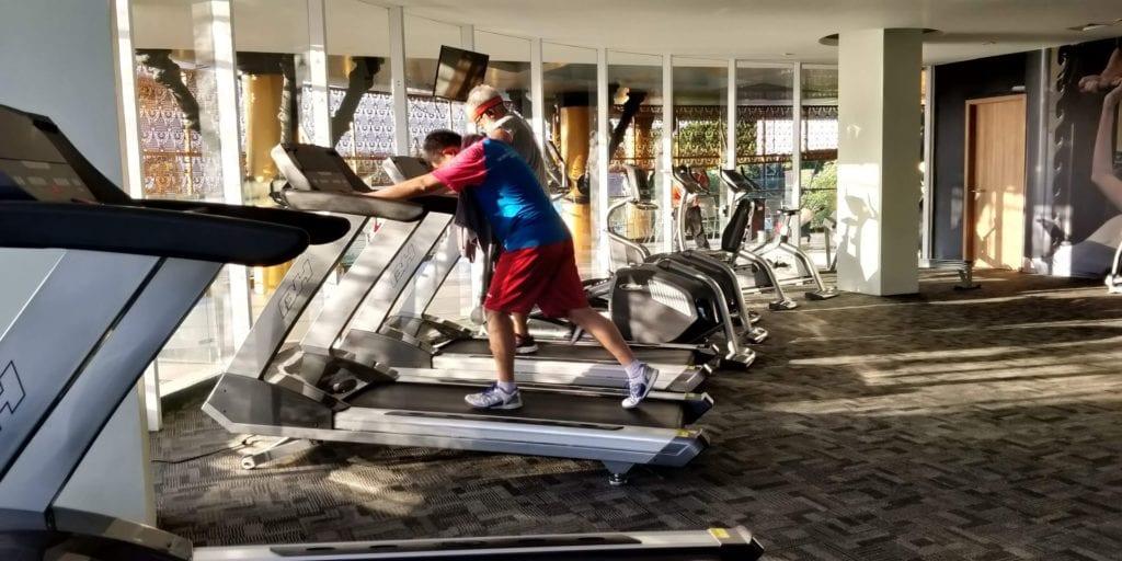 Grand Mercure Yogyakarta Fitnessstudio 2
