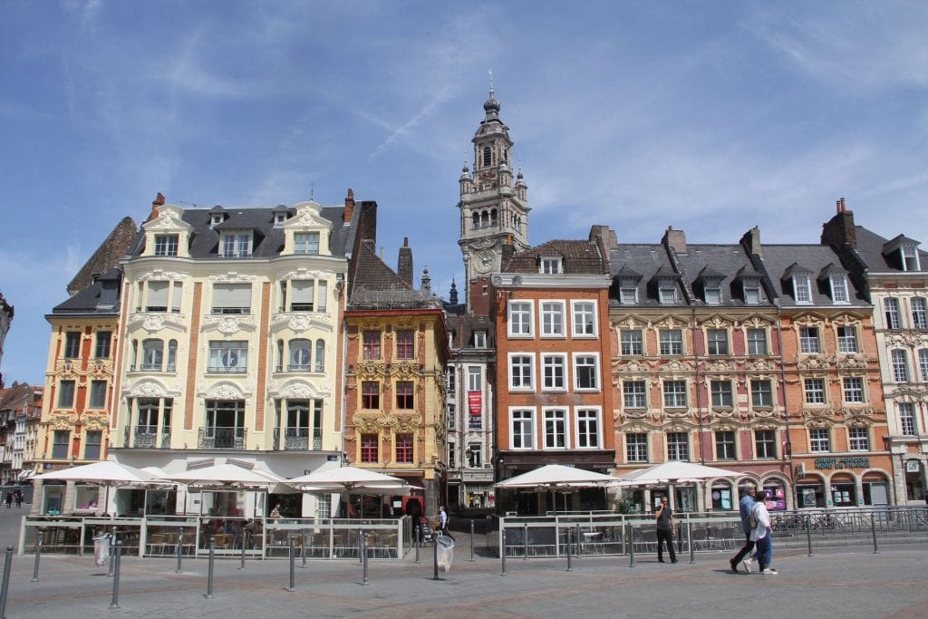 Grand Place Lille 2