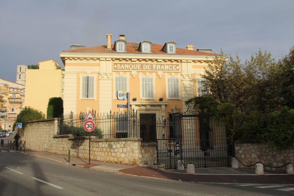 Grasse Banque De France