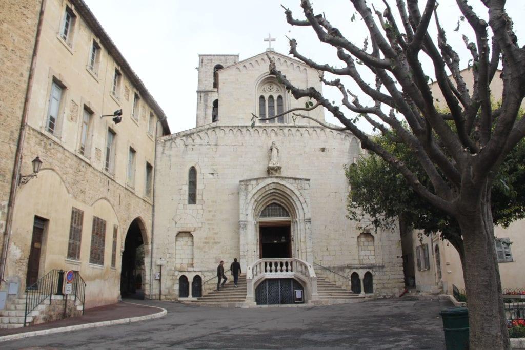 Grasse Kathedrale