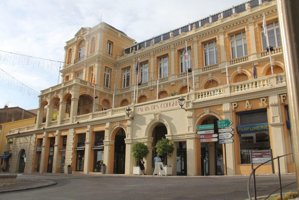 Grasse Palais De Congres
