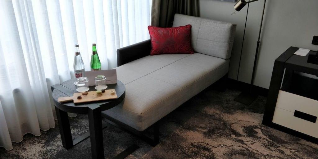 Hilton Belgrad Executive Zimmer 4