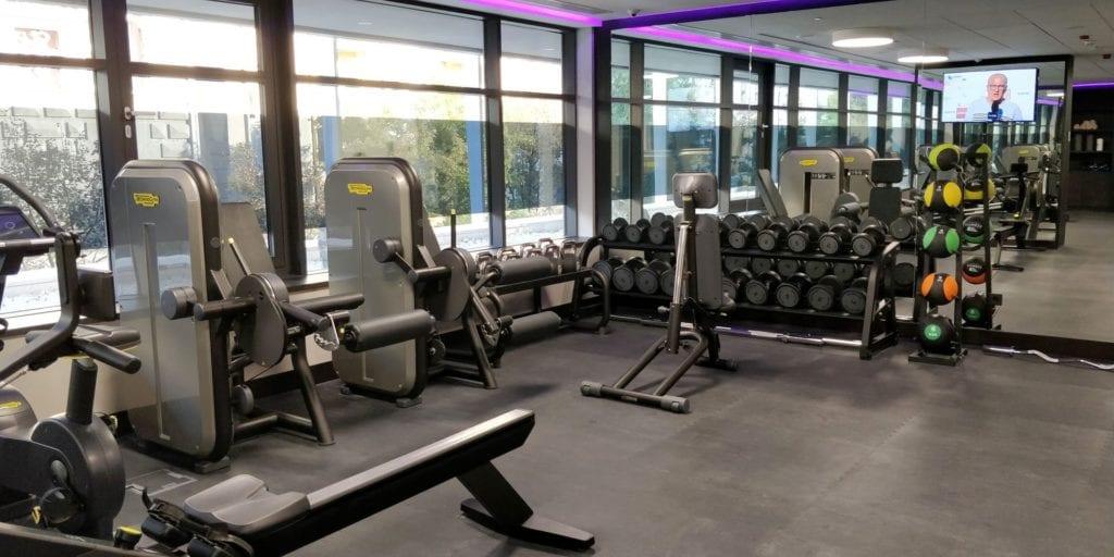 Hilton Belgrad Fitness 2