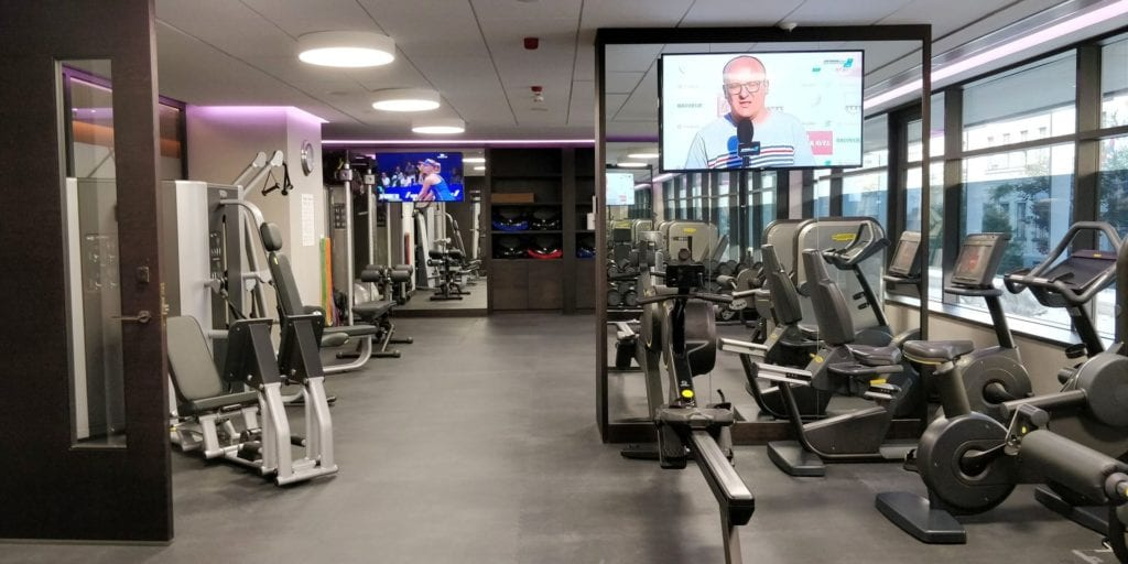 Hilton Belgrad Fitness 3