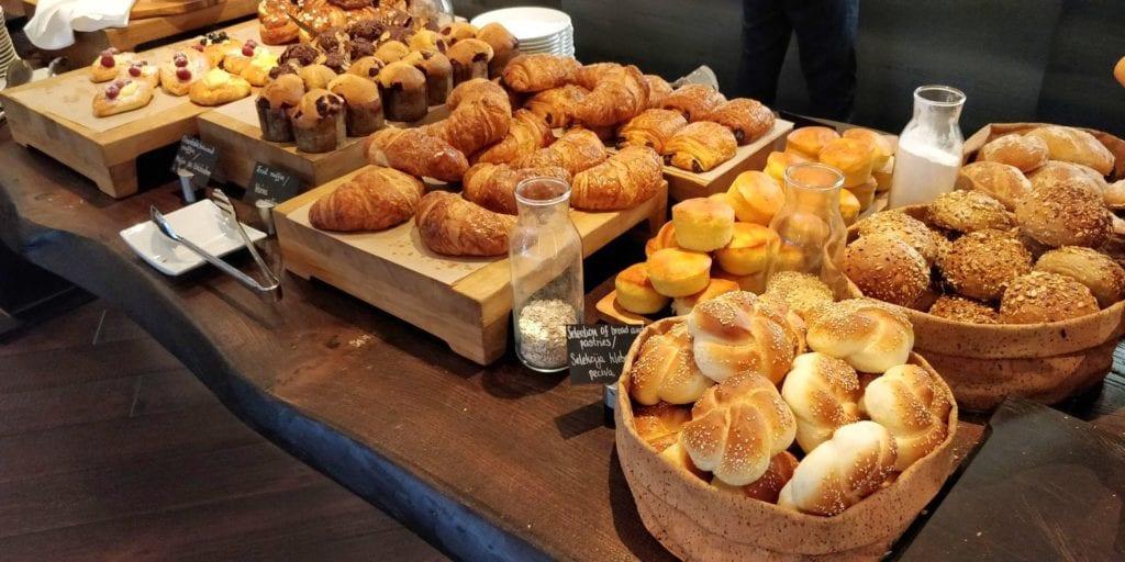 Hilton Belgrad Frühstück