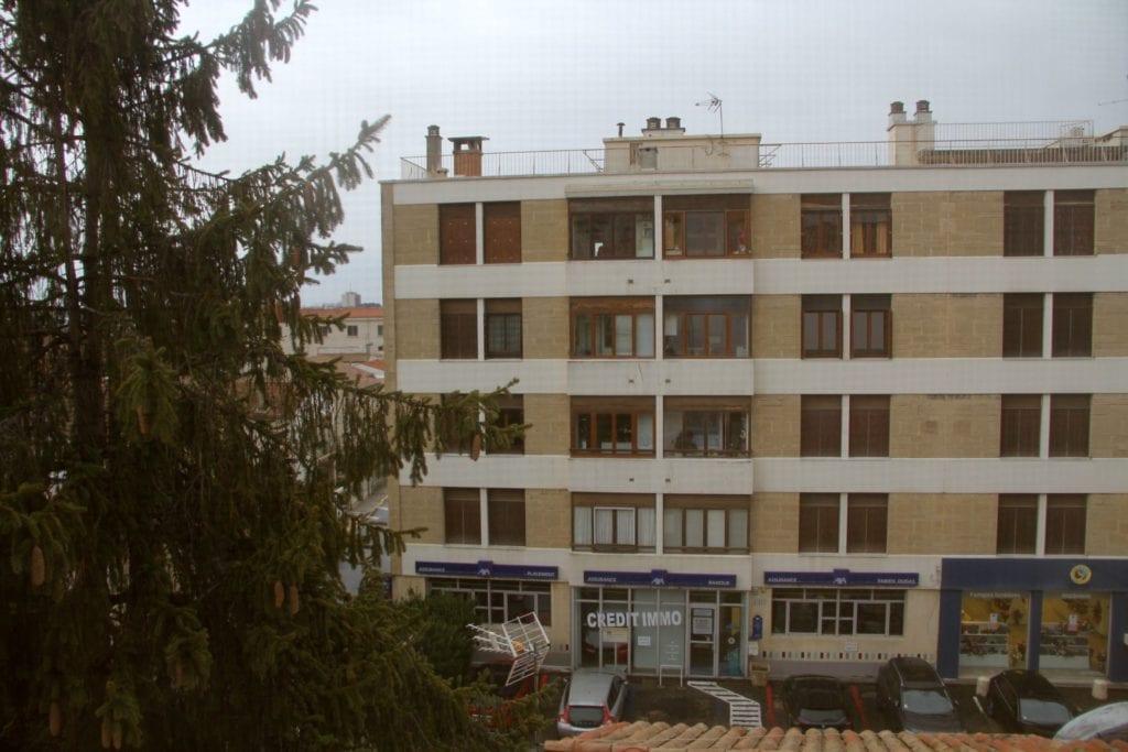 Hotel Jules Cesar Arles Ausblick