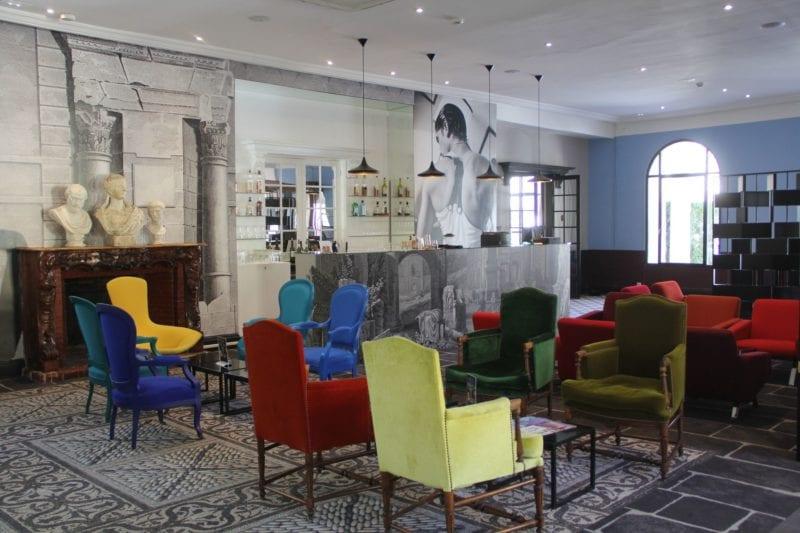 Hotel Jules Cesar Arles Lobby