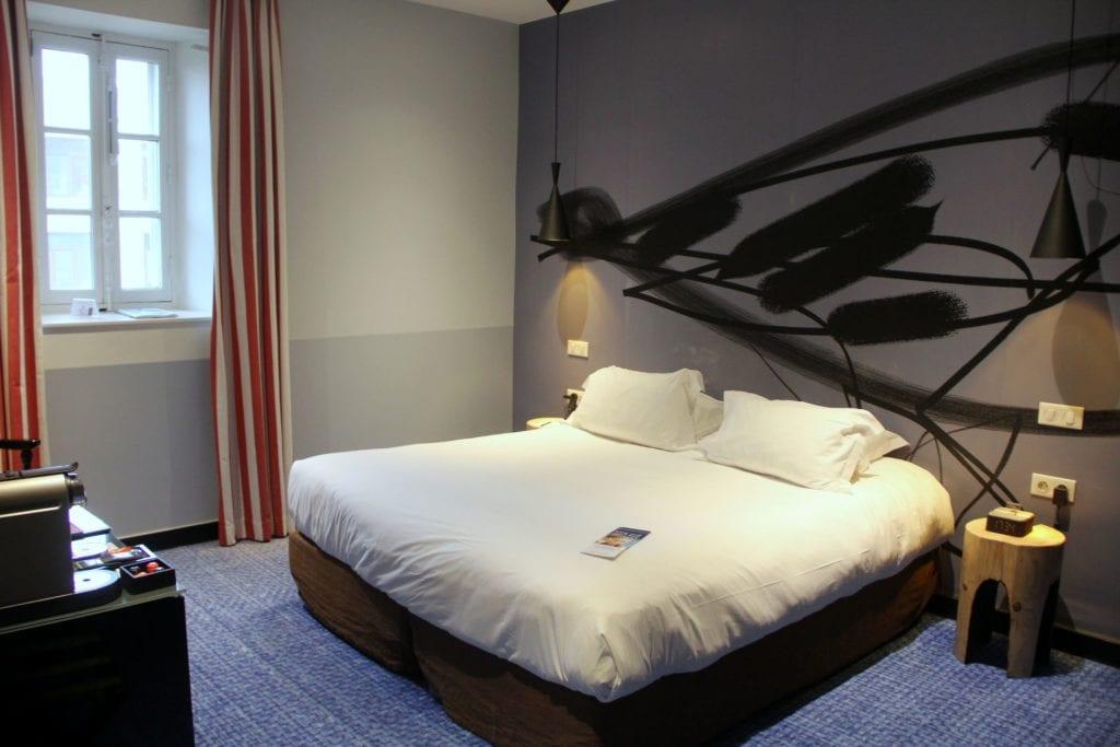Hotel Jules Cesar Arles Zimmer