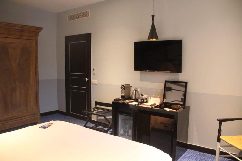 Hotel Jules Cesar Arles Zimmer 5
