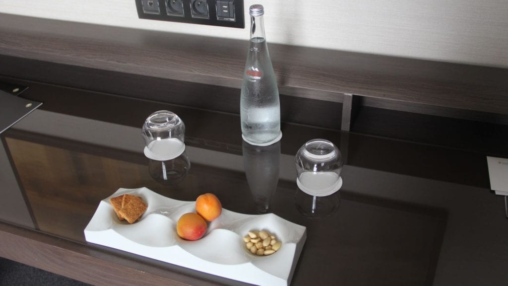 InterContinental Marseille Hotel Dieu Welcome Gift