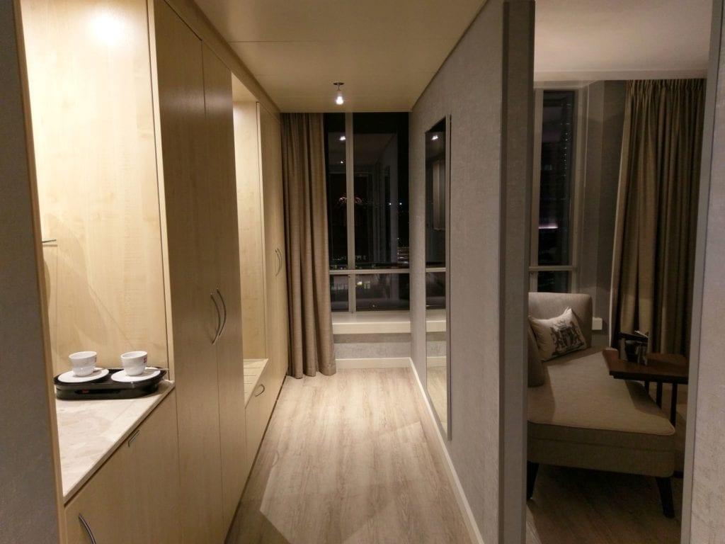 Marriott Rotterdam Zimmer 3