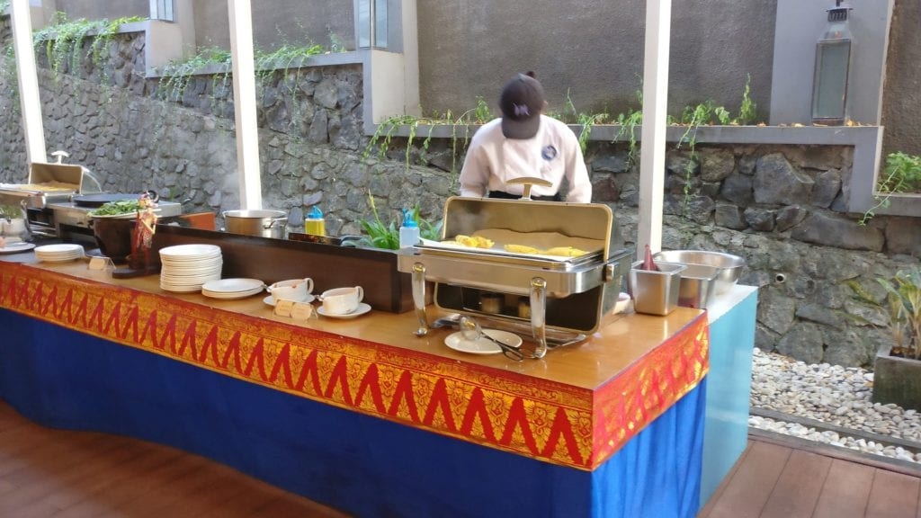 Mercure Bali Nusa Dua Frühstück