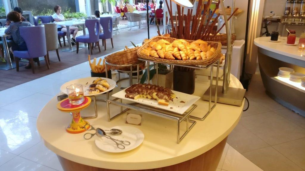 Mercure Bali Nusa Dua Frühstück 3