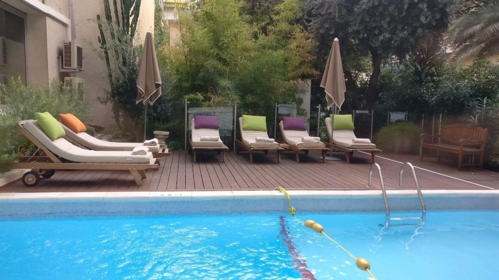 Mercure Cannes Croisette Beach Pool