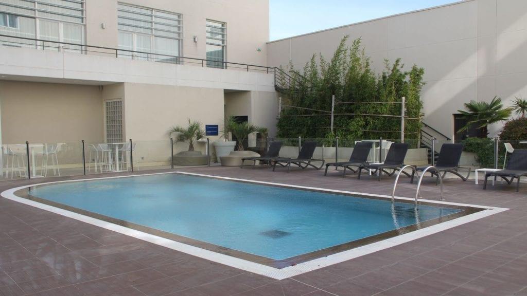 Novotel Avignon Centre Gare Pool