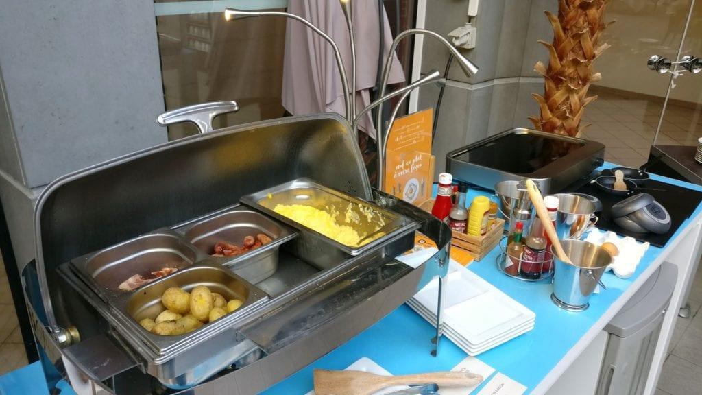 Novotel Nimes Atria Frühstück 5