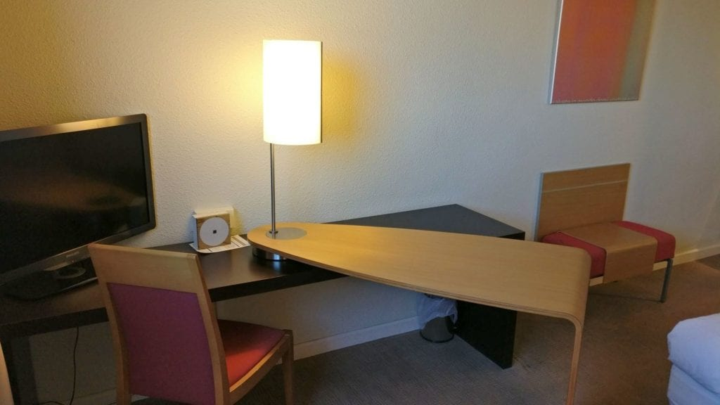 Novotel Nimes Atria Standard Zimmer 2