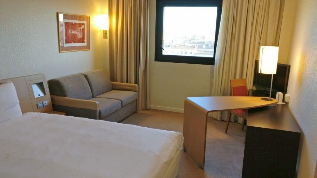 Novotel Nimes Atria Standard Zimmer 4