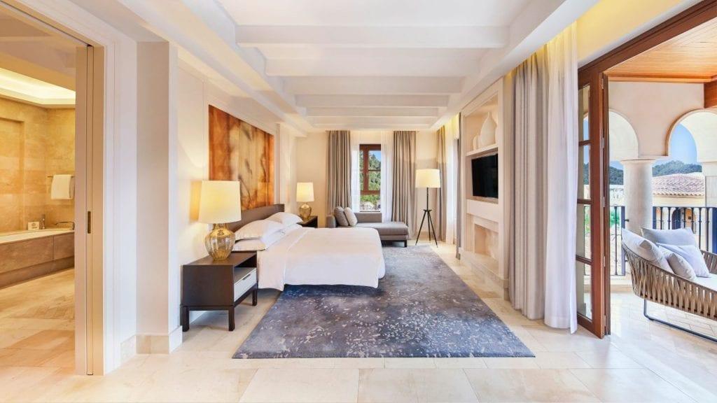 Park Hyatt Mallorca Zimmer