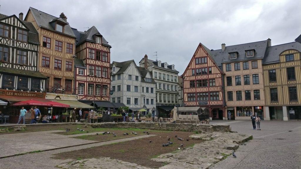 Place Du General De Gaulle Rouen 2