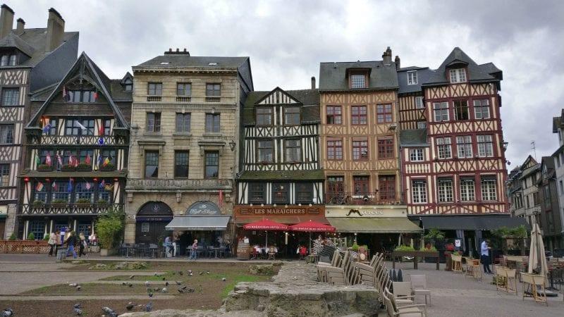 Place Du General De Gaulle Rouen