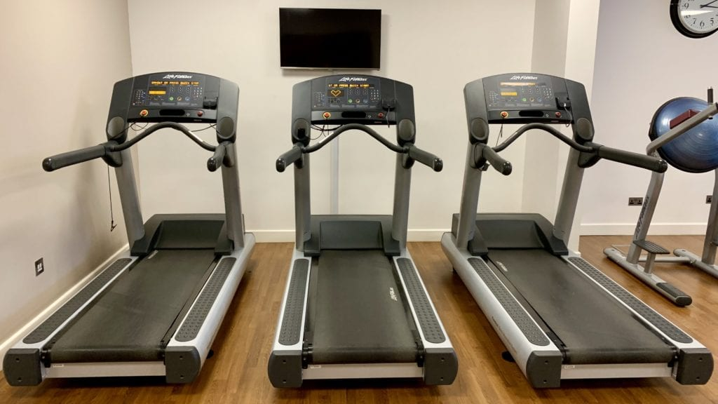 Premier Inn Abu Dhabi Airport Fitness1