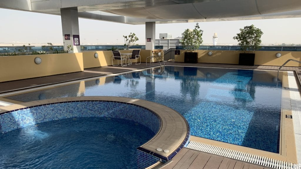 Premier Inn Abu Dhabi Airport Pool1