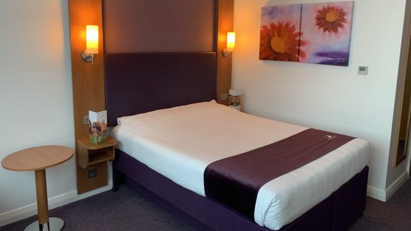 Premier Inn Abu Dhabi Airport Zimmer2